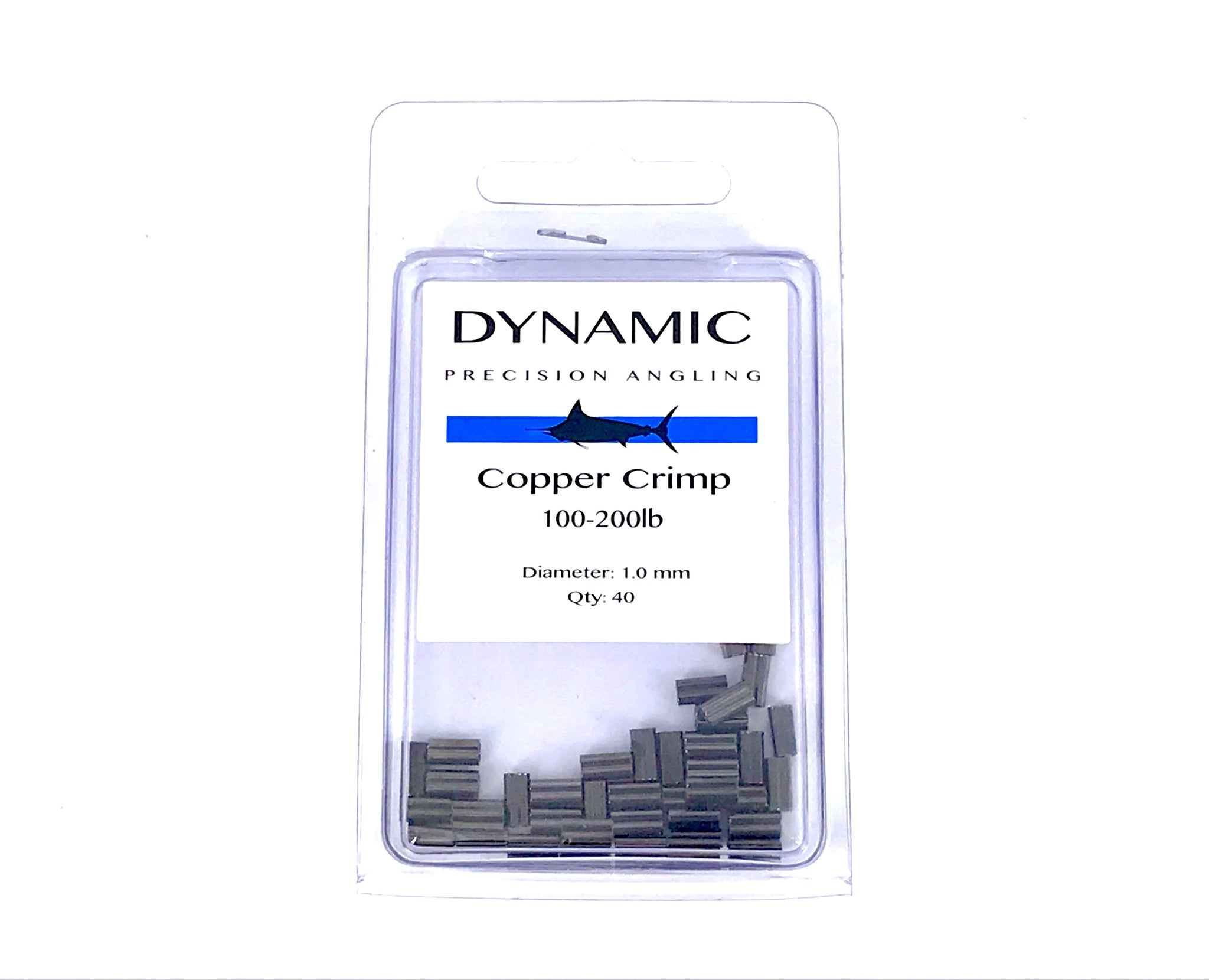 Precision Angling Copper Crimps