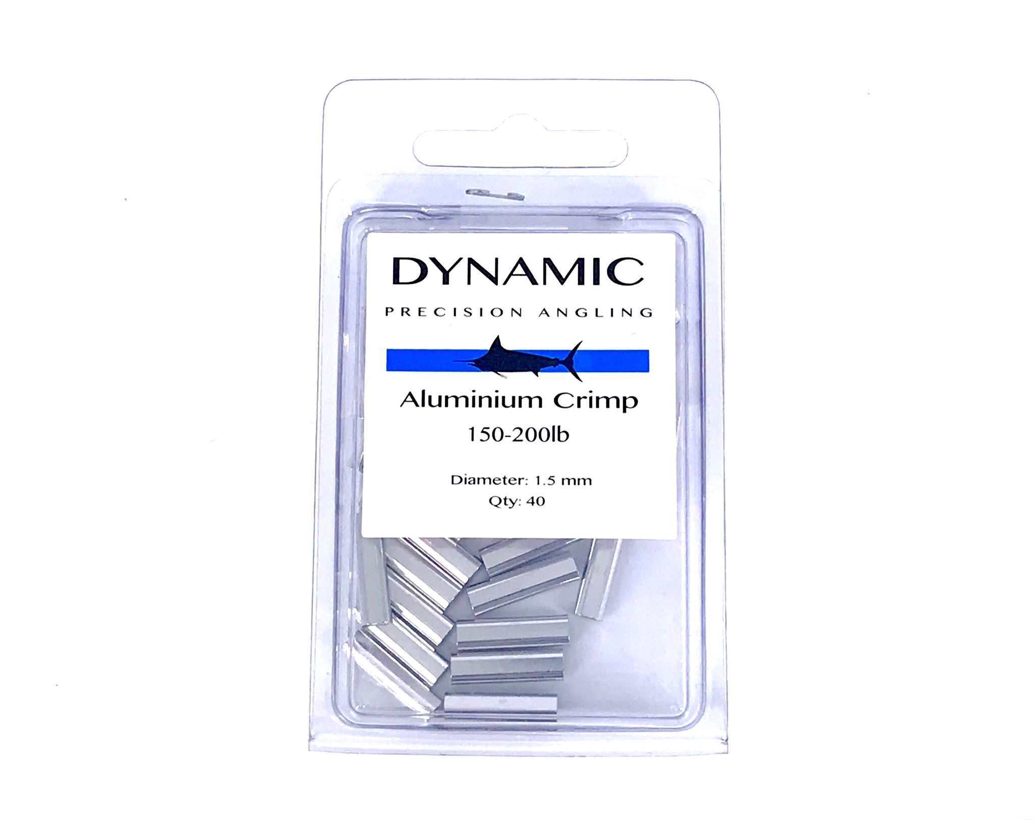 Precision Angling Alloy Crimp