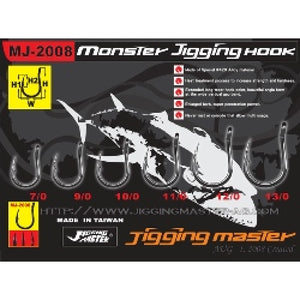 Jigging Master Monster Jigging Hook