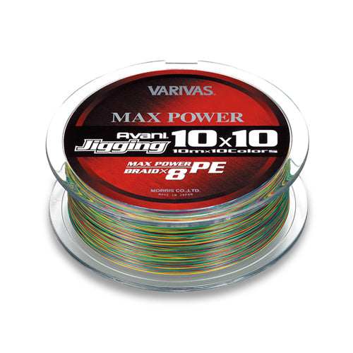 Avani Max Power Jigging 300m