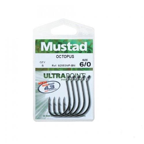 Mustad Octopus Hook Economy Pack