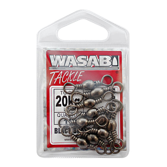 Wasabi Barrel Swivel Small Pack