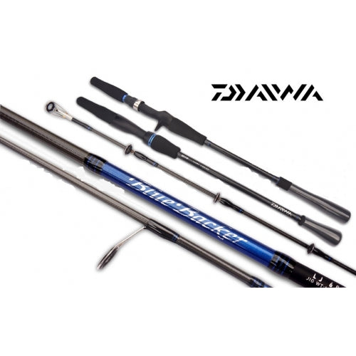 Daiwa BlueBacker LJ662MS
