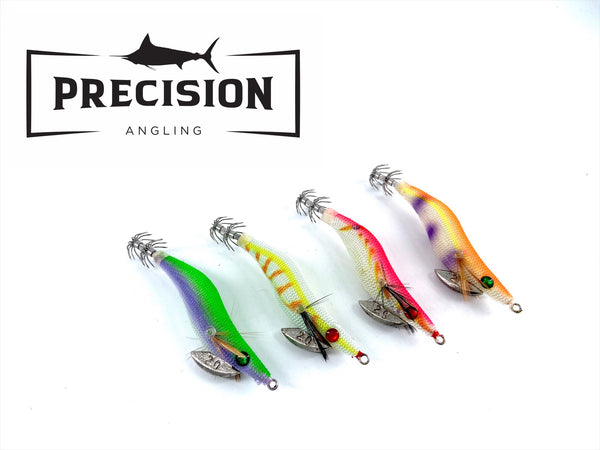Squid Attack II Jigs 2.0