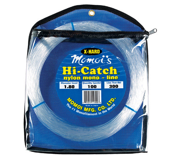 Momoi Hi-Catch Nylon Mono Leader