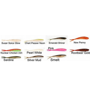 "Berkley Gulp Saltwater Baitfish 4""/10cm"