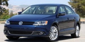 2011 Black Jetta TDI Sedan