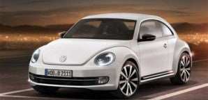 2012 Beetle Turbo 2.0T