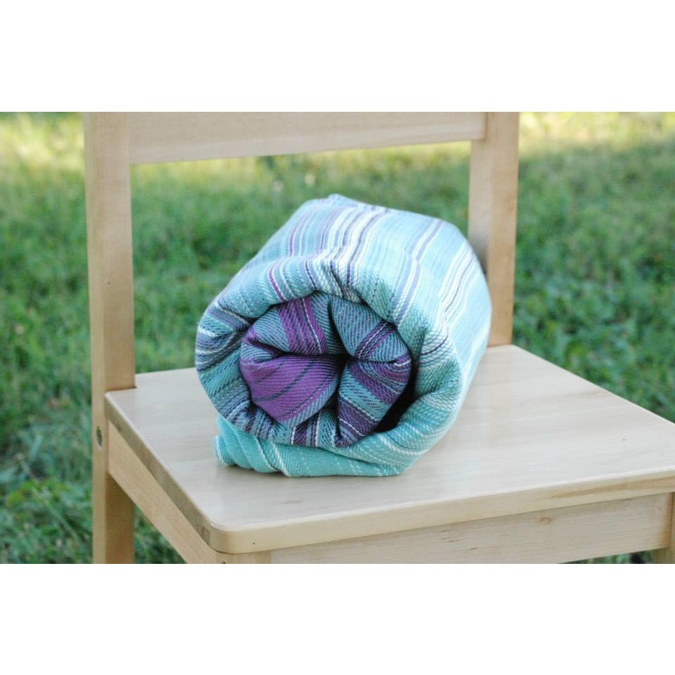 butterfly baby woven wrap canada cabana under the moon