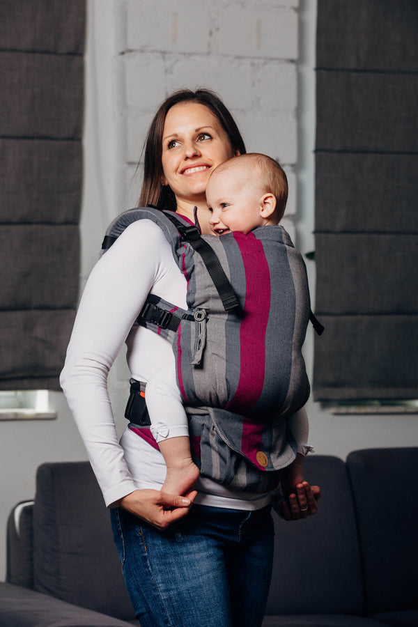 LennyUpGrade Carrier - Smoky Fuchsia