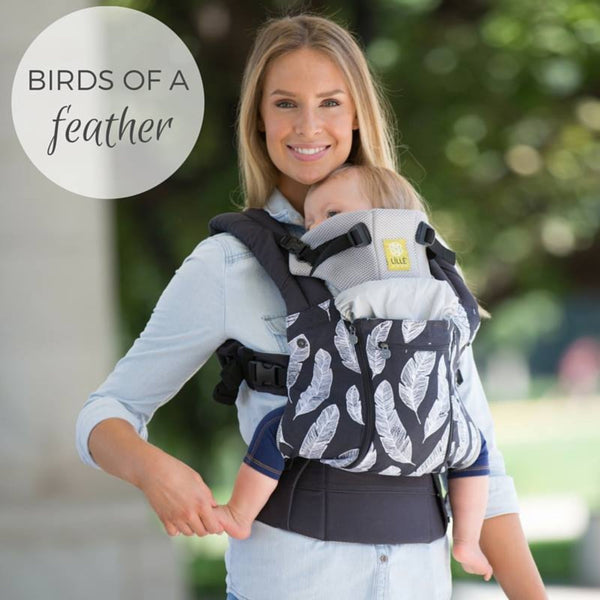 lillebaby all seasons feathers