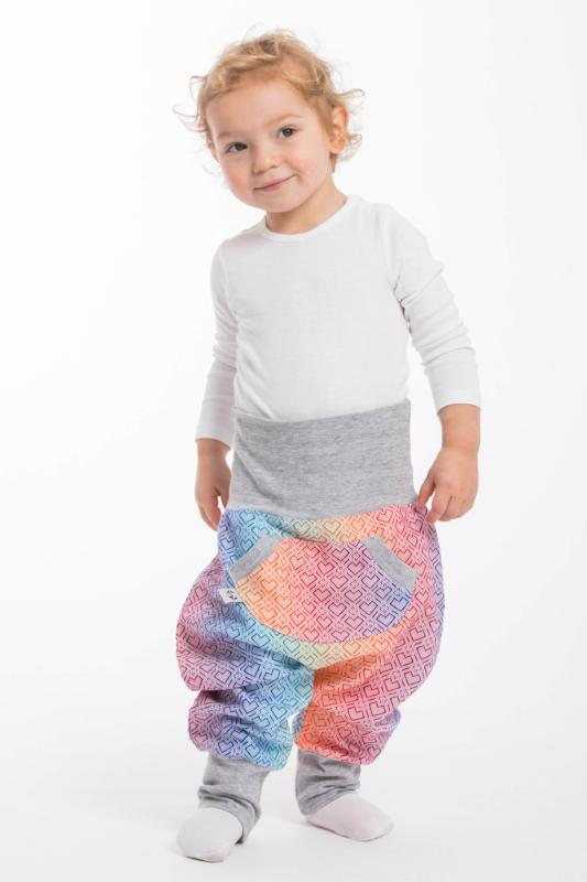 lenny lamb baggy pants canada big love rainbow