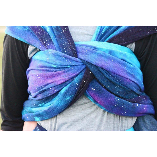 butterfly baby woven wraps canada starry skies azul