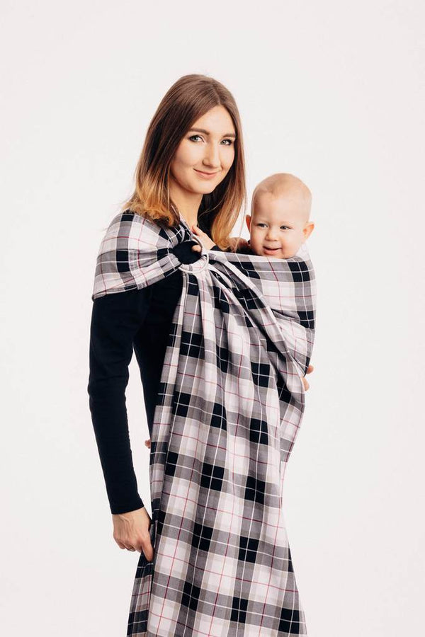 LennyLamb Ring Sling - Arcadia Plaid