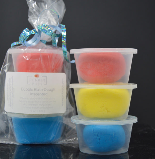 Bubble Bath Dough (3-pack)