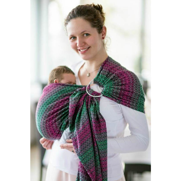 lenny lamb ring sling little love orchid