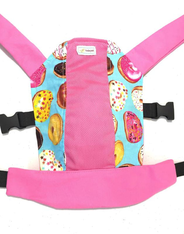 kinderpack doll carrier donut delight canada