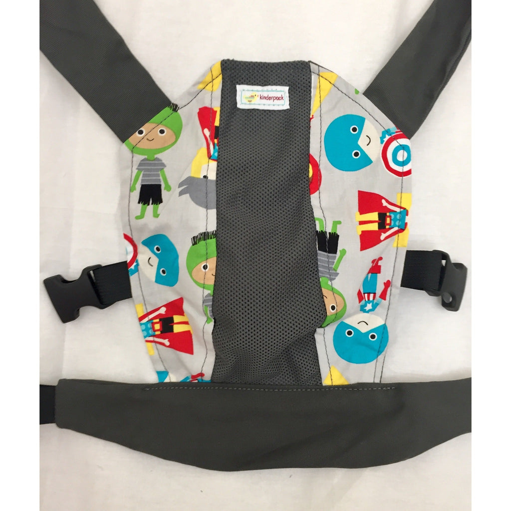 kinderpack doll carrier superkids