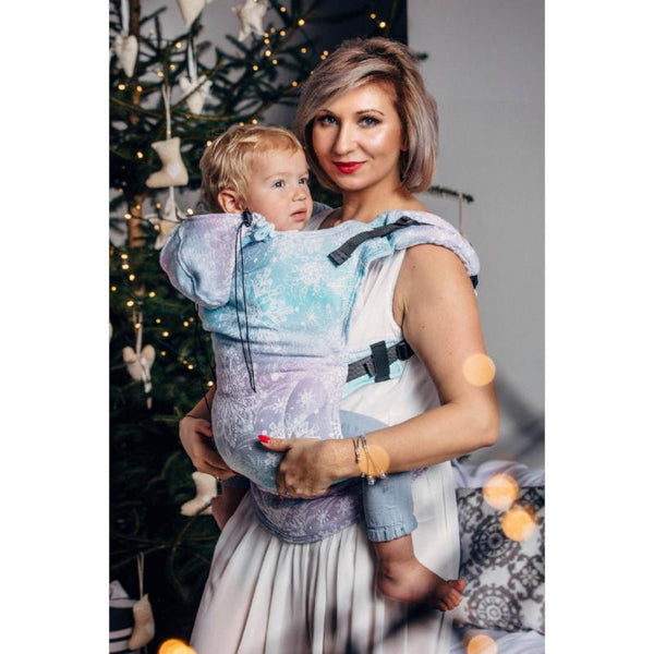 lenny lamb baby carrier glittering snow queen canada
