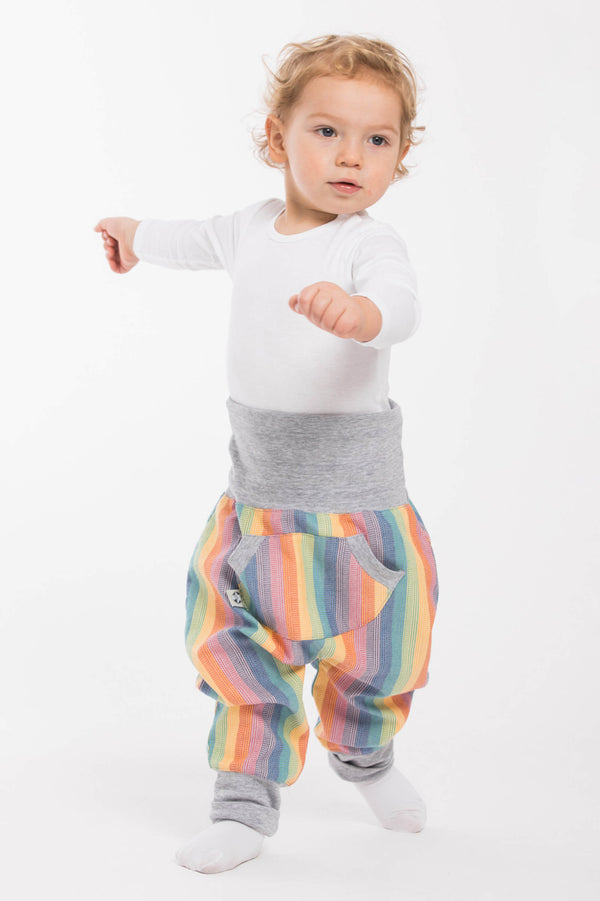 lenny lamb baggy grow with me pants luna canada