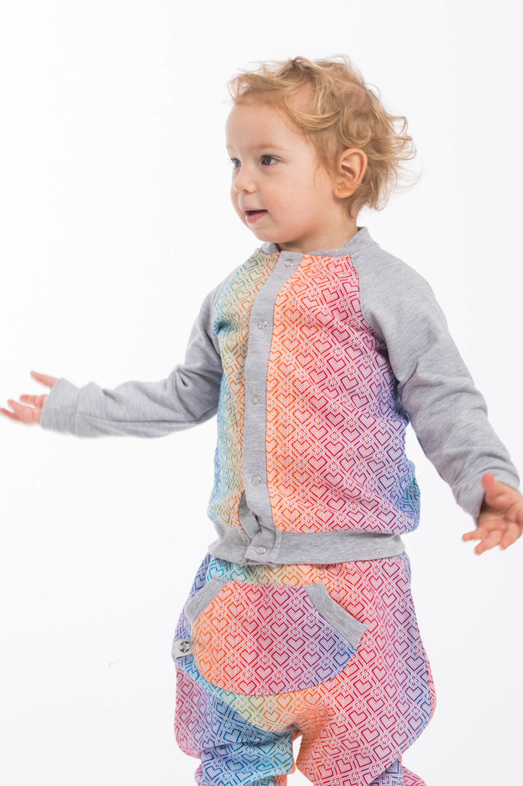 lennylamb bomber jacket canada big love rainbow