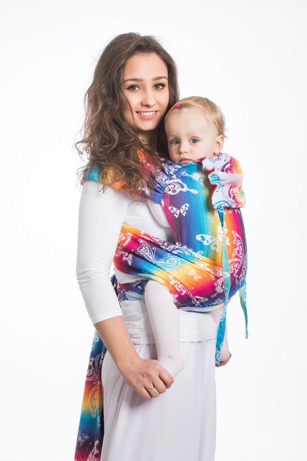 lennylamb butterfly rainbow light wraptai canada
