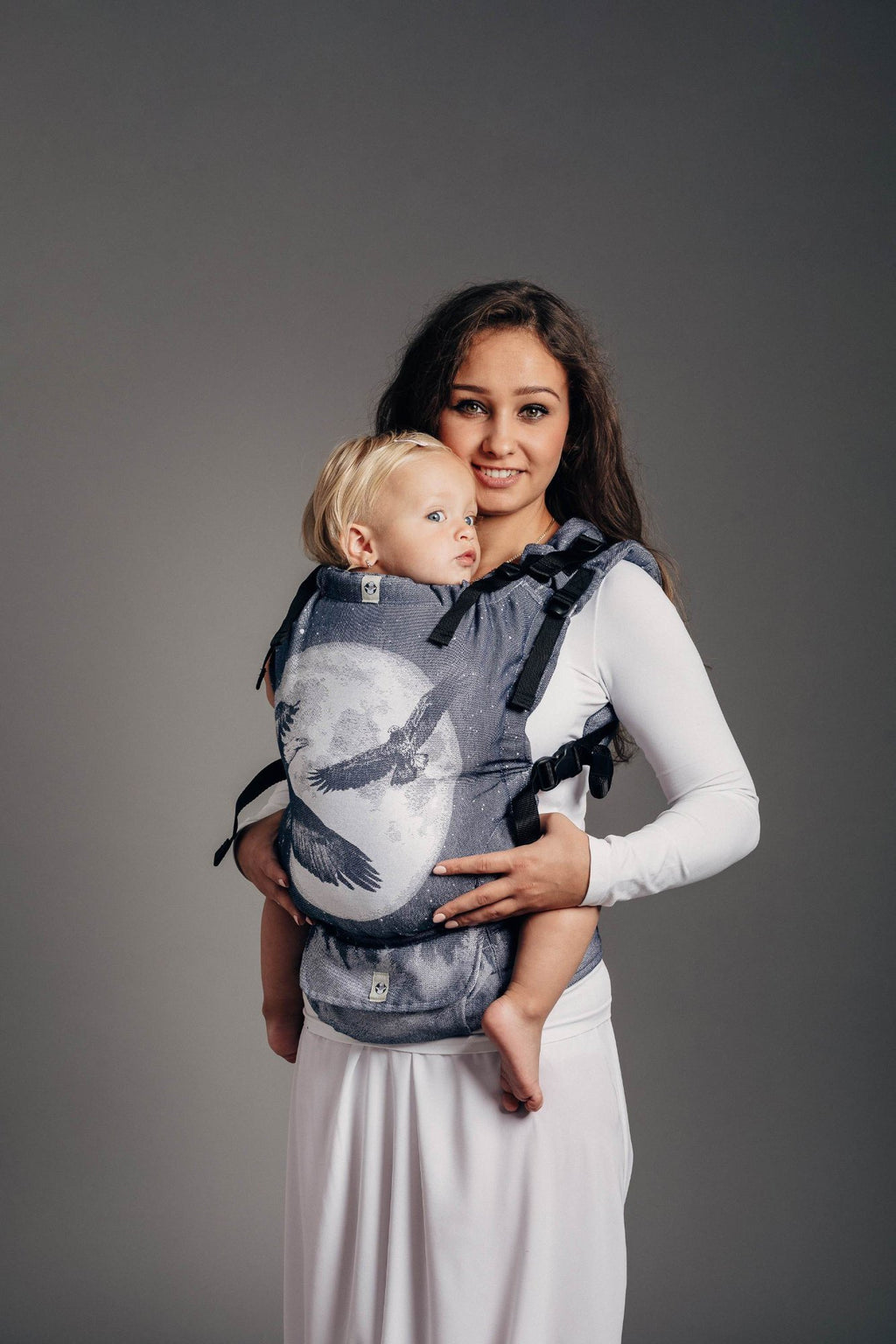 lennylamb moonlight eagle lenny up baby carrier