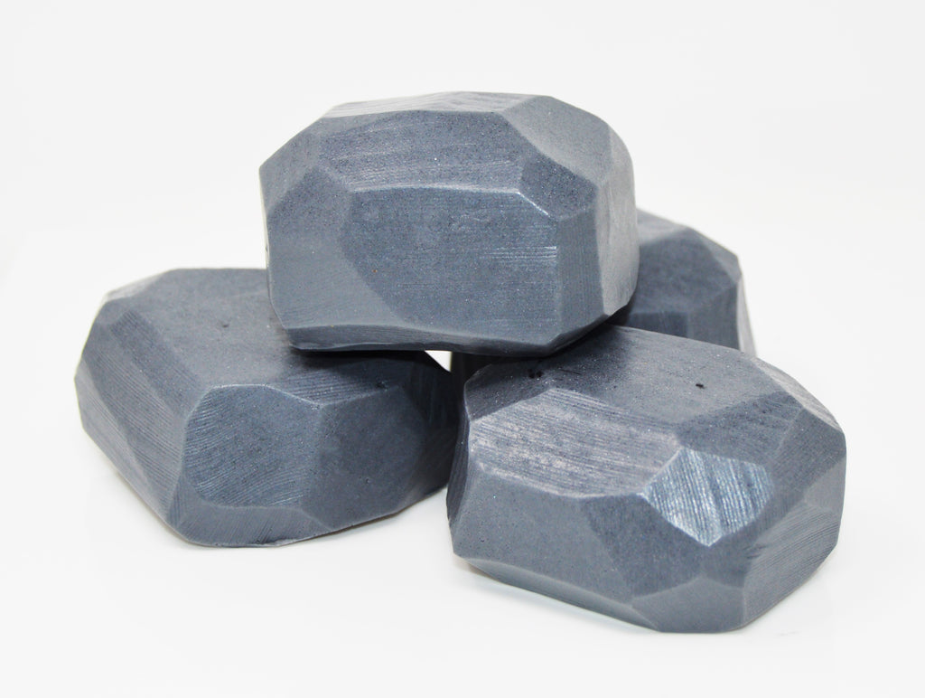 """Lump of Coal"" All-Natural Soap"