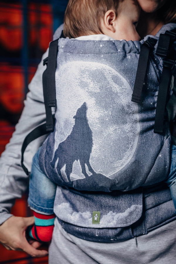 lennyup moonlight wolf lenny lamb baby carrier