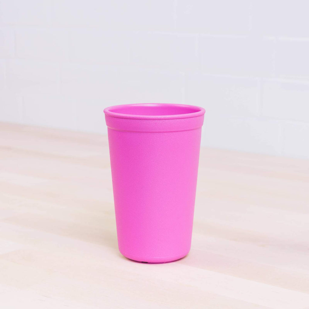 replay recycled plastic drinking cup pink