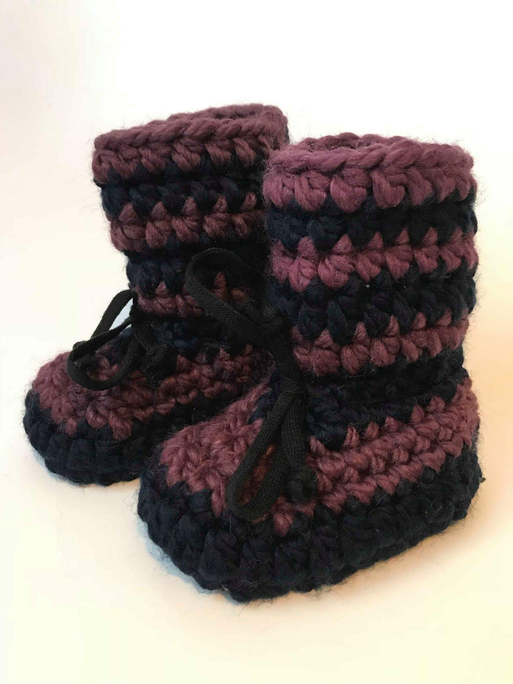Jack's Mama Baby Booties - Exclusive colours for Snips & Snails