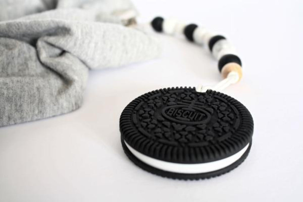 silicone teethers canada oreo cookie