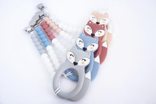 teething toys canada fox teether