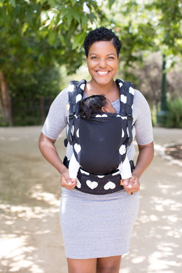 tula coast wild hearts free to grow baby carrier