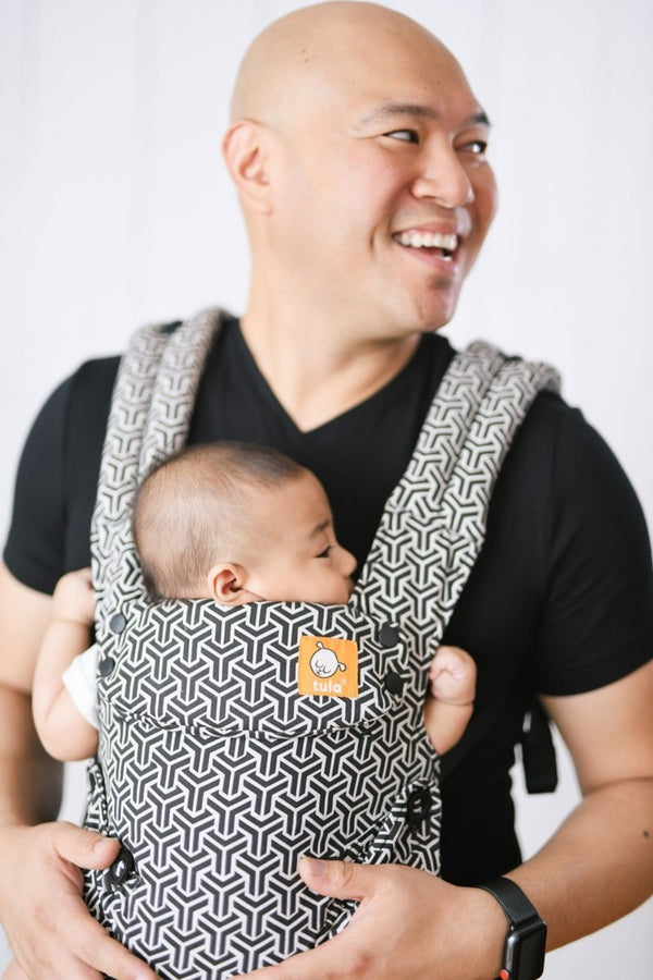 tula explore forward facing baby carrier forever