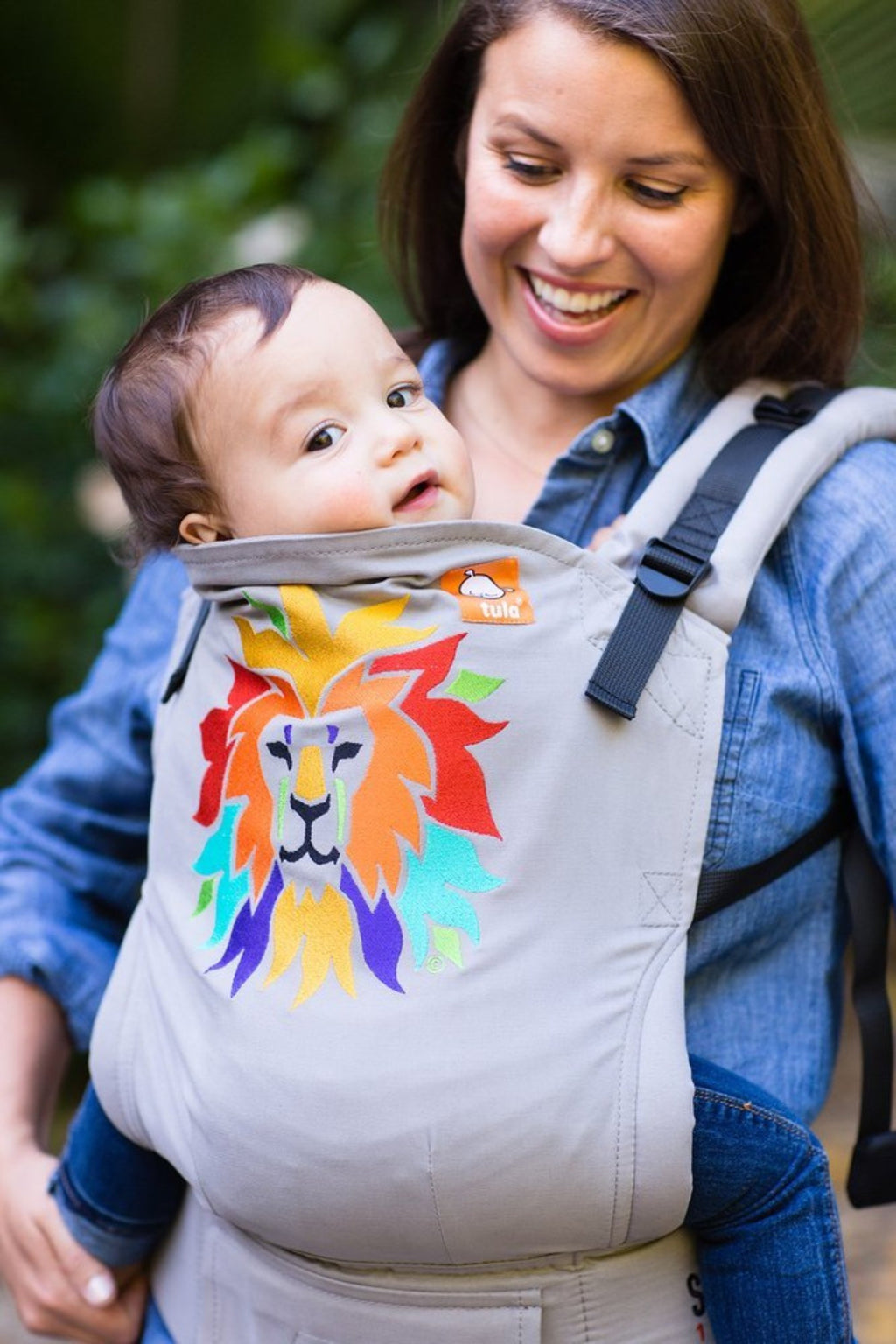 Tula Buckle Carrier - Roar