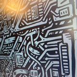 RA Background Fill 10 - Circuit Board
