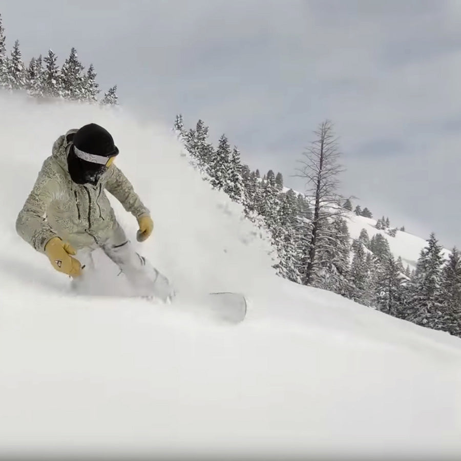 Scotty Lago At Sun Valley