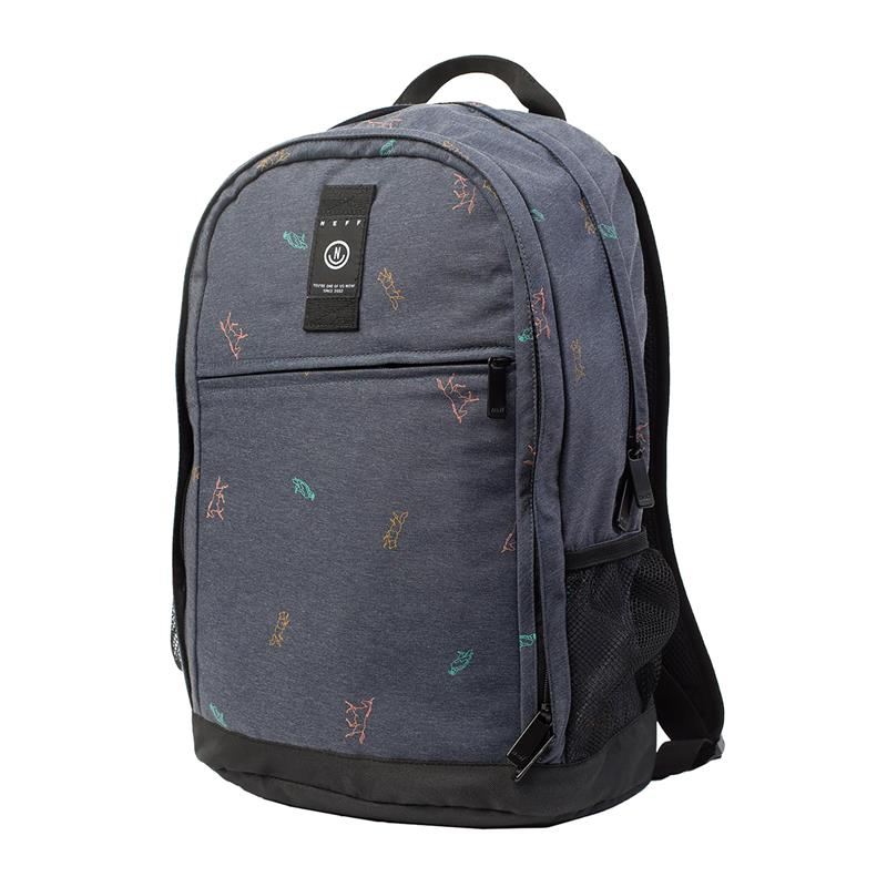 DAILY XL BACKPACK NEON ANIMALS