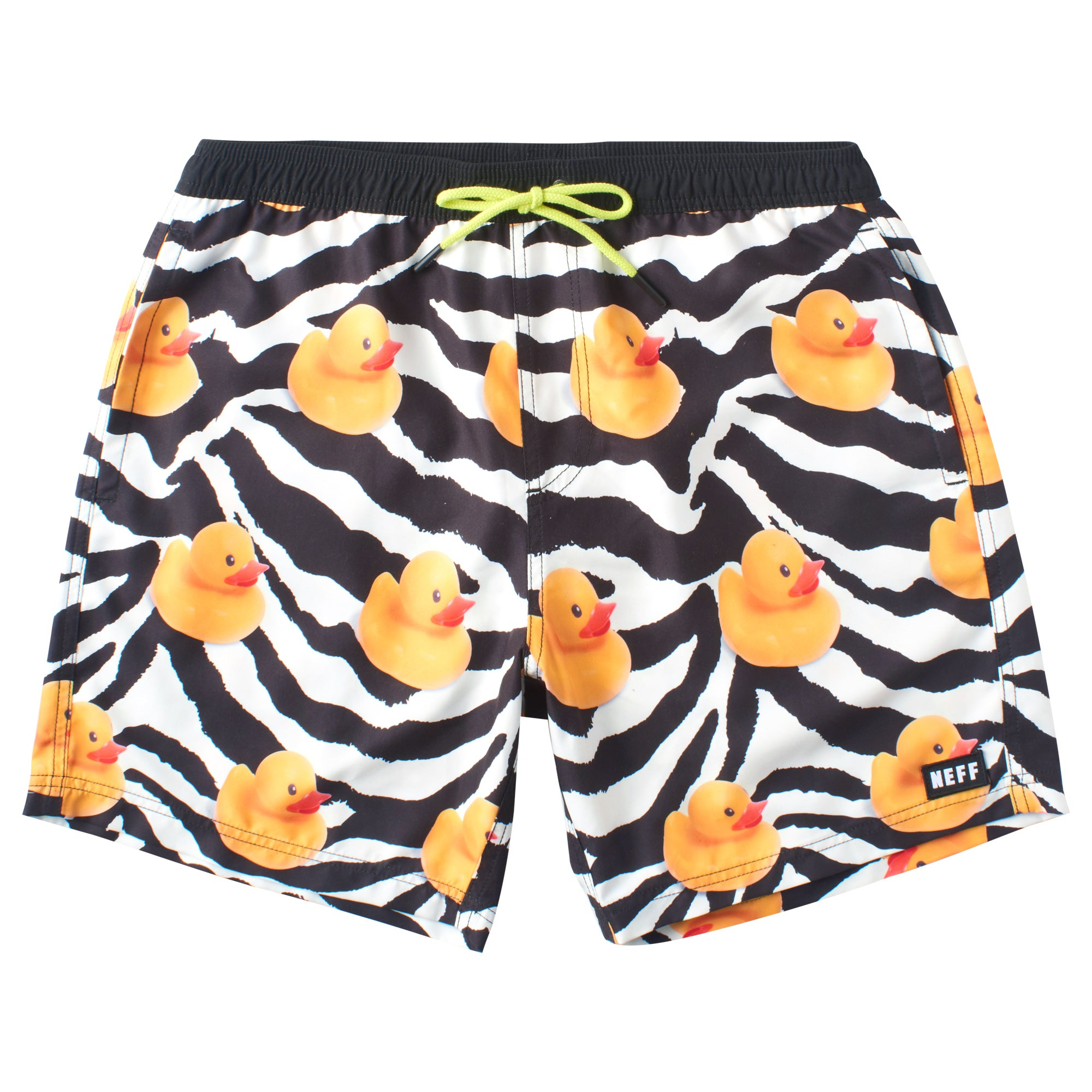 TREND DUCK HOT TUB SHORTS 17