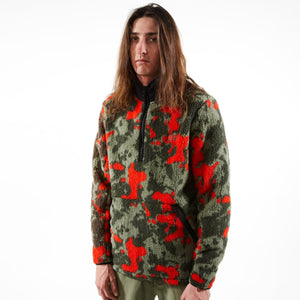RINK POLAR FLEECE CAMO STEALTH