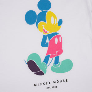 DISNEY PASTEL MICKEY MOUSE WOMEN'S TEE