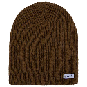 DAILY BEANIE BROWN