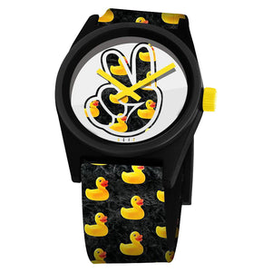 DAILY WILD WATCH DUCKY WASH/BLACK