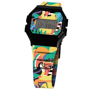 FLAVA WILD WATCH TROPICAL/BLACK