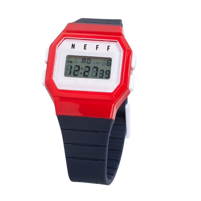 FLAVA WATCH NAVY/RED/WHITE