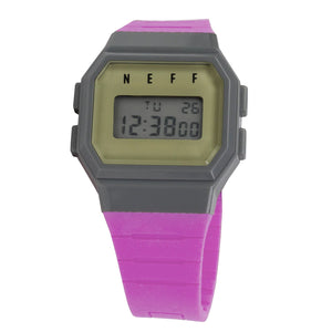 FLAVA WATCH VIOLET/CHARCOAL