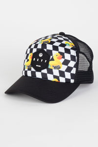 CHECKER/DUCKY