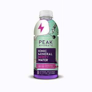 PEAK Ionic Mineral Berry Boost (Pack of 12)