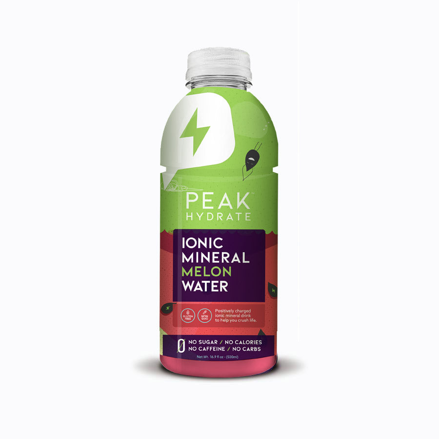 PEAK Ionic Mineral Melon Boost (Pack of 12)
